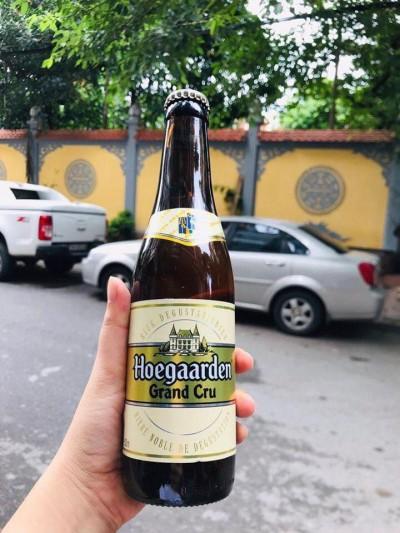Bia Hoegaarden Grand Cru 8.5%-Chai 330ml