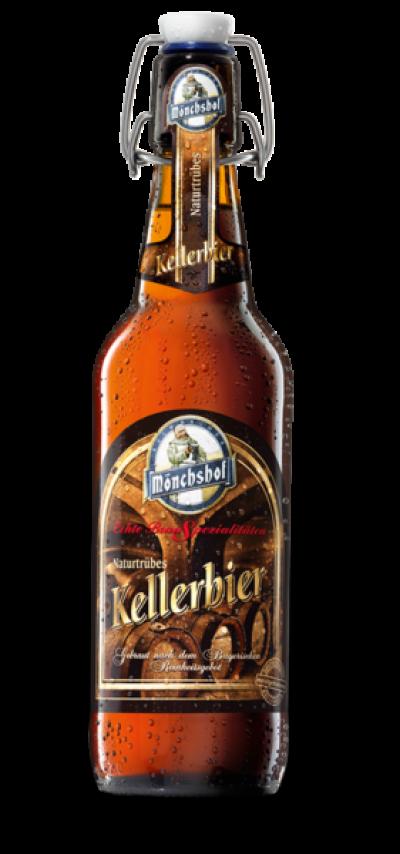Bia Mönchshof Kellerbier 5.4%-Chai 500ml