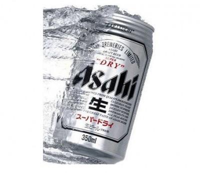 Bia Asahi Nhật Bản 5% - lon 330 ml