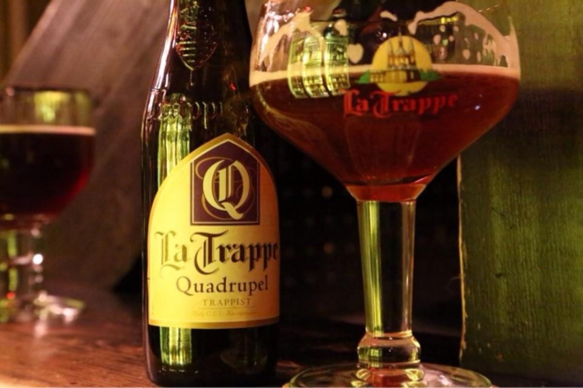 Bia La Trappe Quadrupel 10% -chai 750 ml