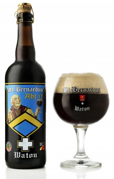 Bia St. Bernasdus ABT 12 10.5% - chai 750 ml