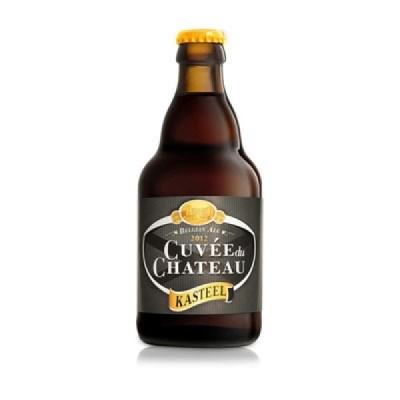 Bia Cuvee Du Chateau 11% - chai 330 ml