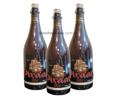 Bia Piraat 10,5% - chai 750 ml
