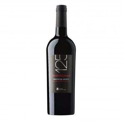 Rượu Vang 125 Primitivo Del Salento
