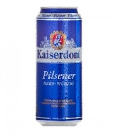 Bia Kaiserdom Pilsener 4.8%–Lon 500ml