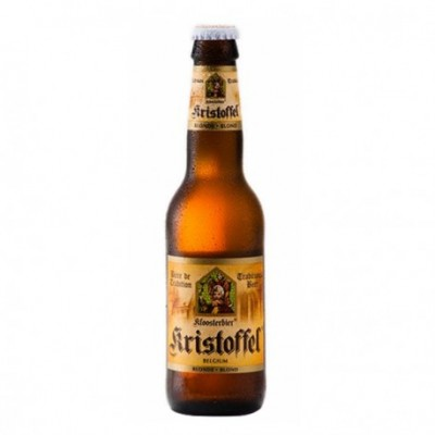 Bia Kristoffel Blond 6% -chai 330ml