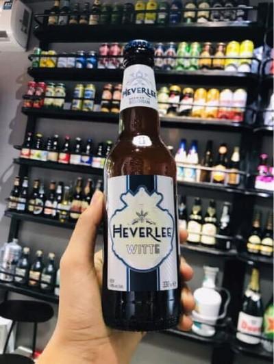 Bia Heverlee Witte 4,8%-Chai 330ml