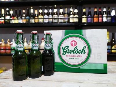 Bia Grolsch 5%-450ml