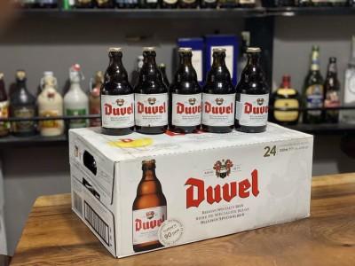 Bia Duvel 8,5% - chai 330ml
